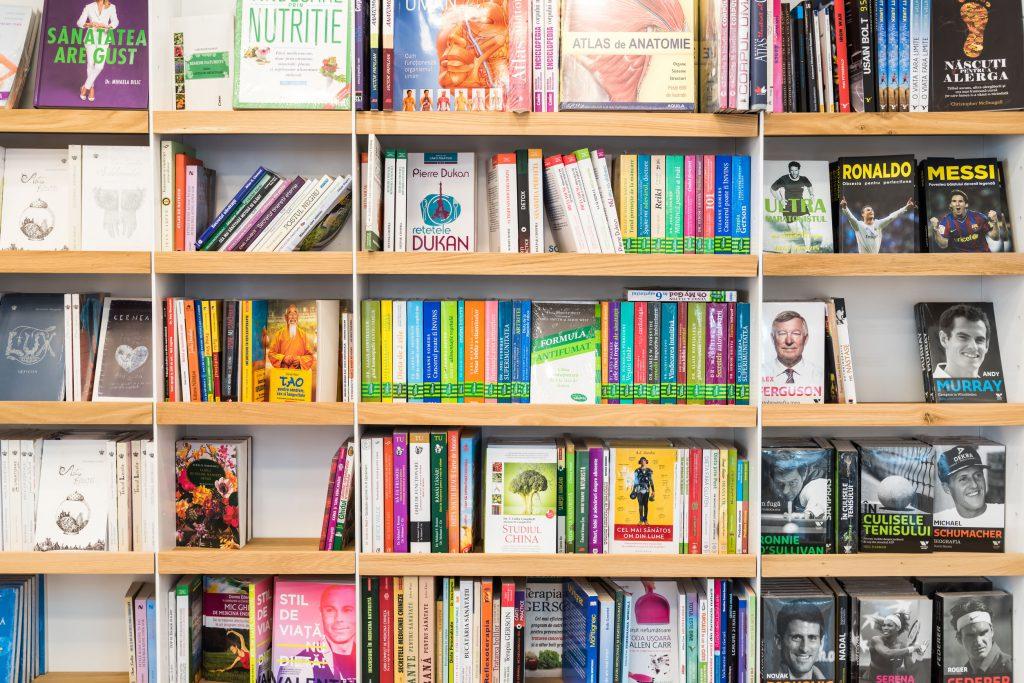 Venda de livros físicos, nos Estados Unidos, cresce desde 2013.