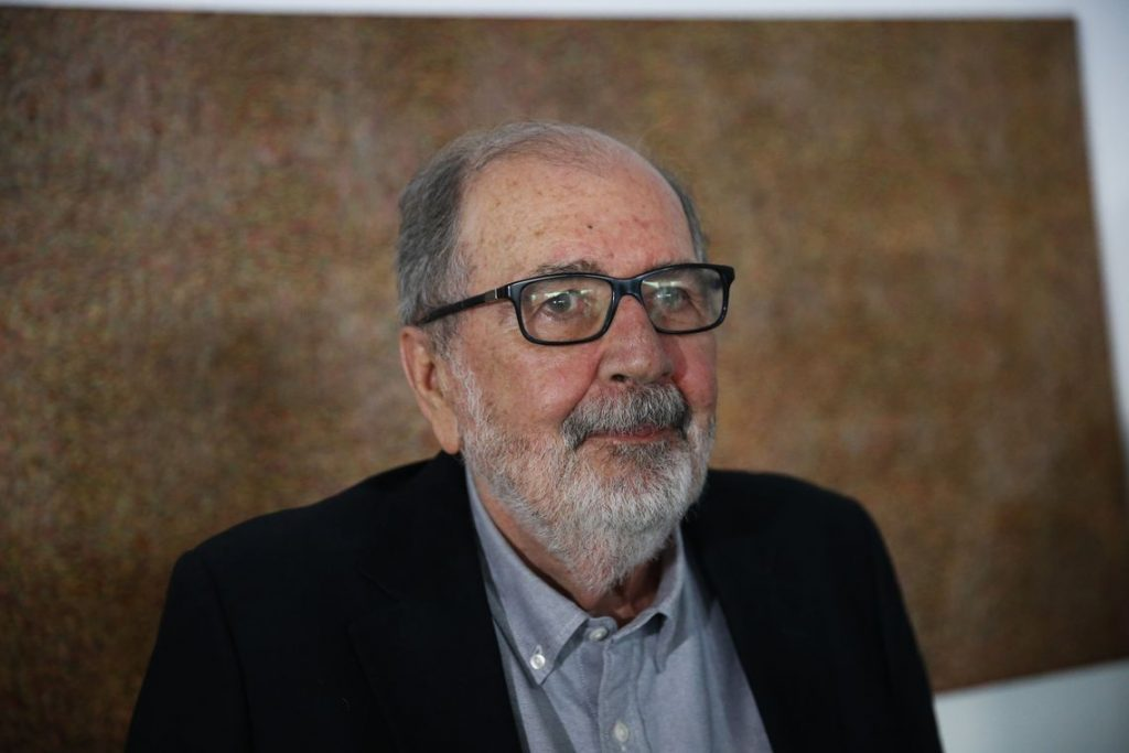 Cacá Diegues é o décimo ocupante da cadeira na Academia Brasileira de Letras, cujo patrono é Castro Alves.
