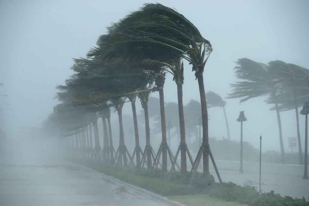 As tabelas de nomes de furacões são fixas e reutilizadas de seis em seis anos, que não é utilizada em raras exceções.