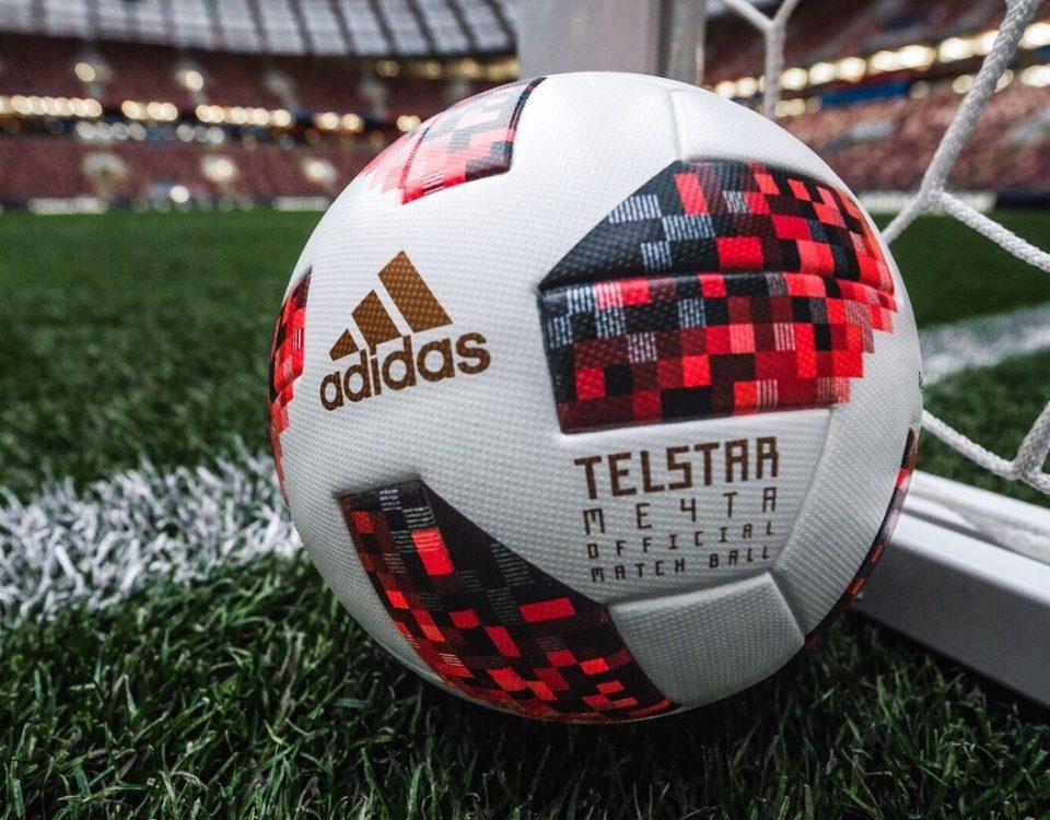 """O nome da nova bola da Copa do Mundo é Mechta, e pode ser traduzido, do russo, para """"sonho"""" ou """"ambição""""."""