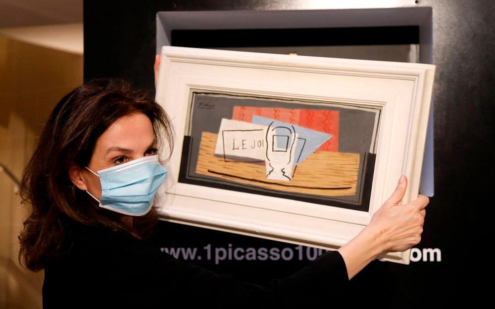 Os mais sortudos podem dizer que ganharam um carro, por exemplo; agora, imagine ganhar uma obra de arte pintada pelo espanhol Pablo Picasso, avaliada em mais de 1 milhão de euros (aproximadamente R$ 6 milhões).