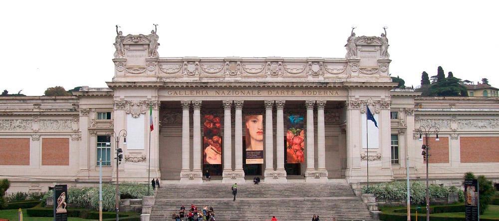 Com mais de 20 mil obras de arte dos principais movimentos artísticos dos últimos dois séculos, como neoclassicismo, impressionismo, divisionismo, futurismo, surrealismo e arte contemporânea, o acervo da galeria conta com pinturas, desenhos, esculturas e instalações dos séculos XIX ao XXI.